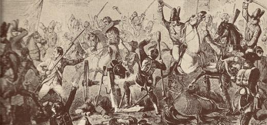 The Battle Of Waxhaws